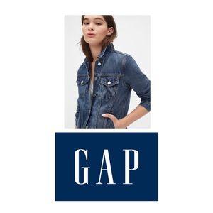 GAP Classic Vintage Jean Jacket Size Small